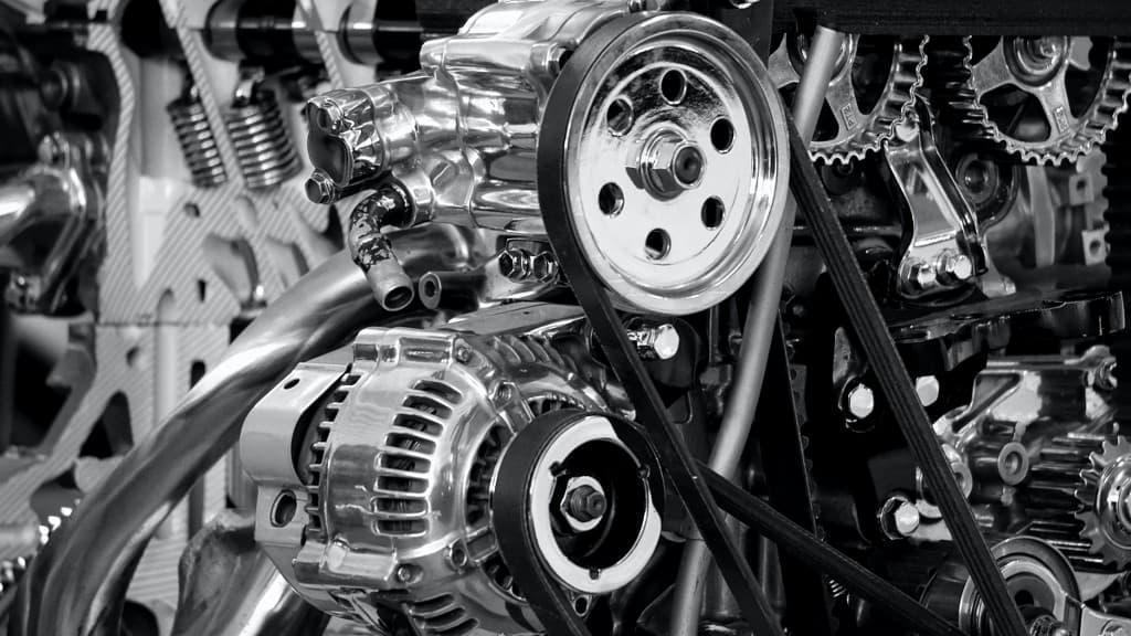 Двигун автомобіля.