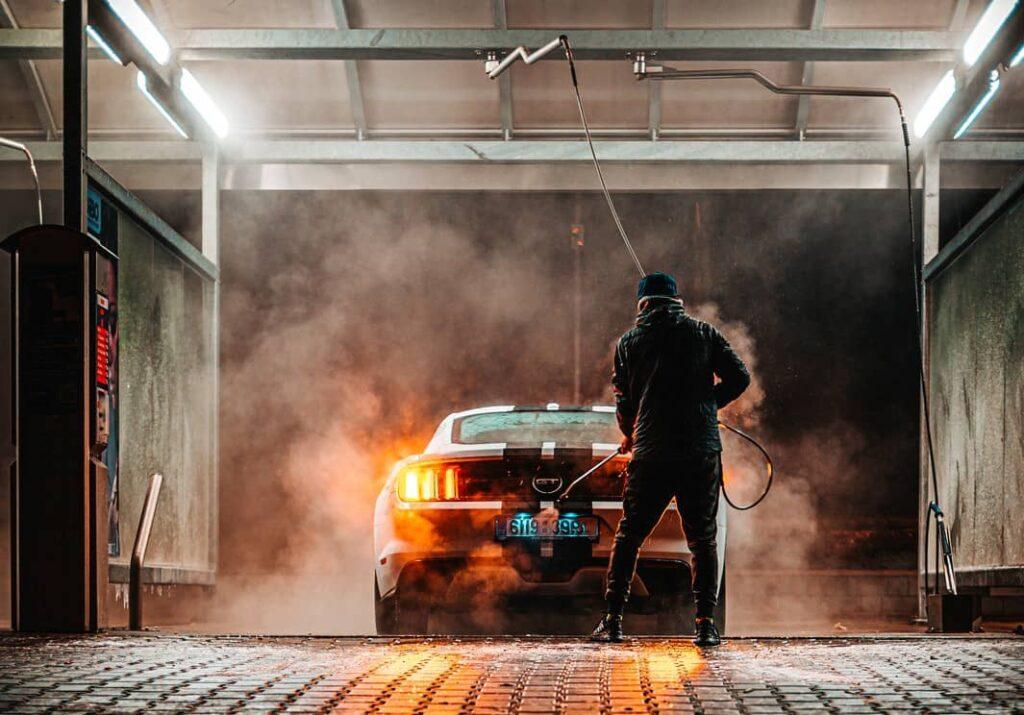 Мийка автомобіля