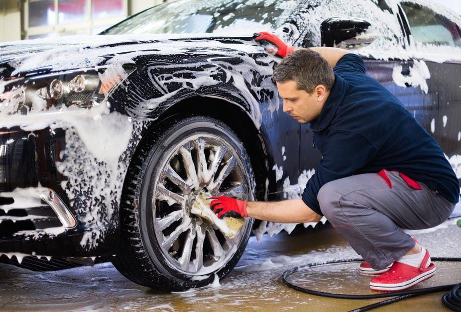 Що потрібно знати під час миття автомобіля.