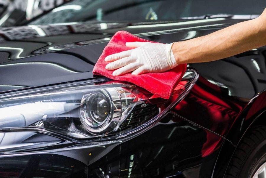 Як мити авто з воском.