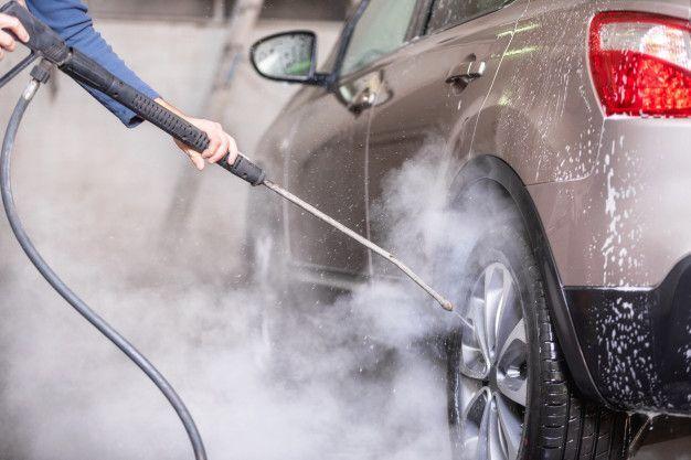 Що робити після мийки автомобіля.